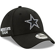 New Era Men's Dallas Cowboys 2020 NFL Draft 39Thirty Stretch Fit Black Hat