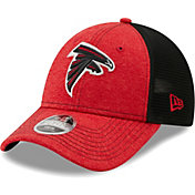 New Era Youth Atlanta Falcons Black 9Forty Neo Adjustable Hat