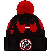 New Era Men's Atlanta Falcons Sideline Sport Black Knit