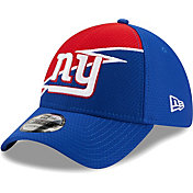 New Era Men's New York Giants Blue 39Thirty Bolt Fitted Hat