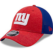 New Era Youth New York Giants Blue 9Forty Neo Adjustable Hat
