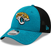 New Era Youth Jacksonville Jaguars Black 9Forty Neo Adjustable Hat