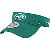 New Era Men's New York Jets Green Summer Sideline Visor