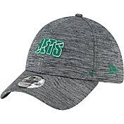 New Era Men's New York Jets Grey Summer Sideline 39Thirty Stretch Fit Hat