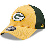 New Era Youth Green Bay Packers Green 9Forty Neo Adjustable Hat