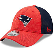 New Era Youth New England Patriots Navy 9Forty Neo Adjustable Hat