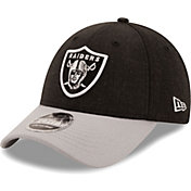 New Era Men's Las Vegas Raiders Black League 9Forty Adjustable Hat