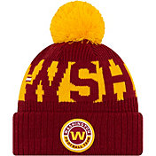 New Era Men's Washington Football Team Sideline Sport Knit