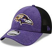 New Era Youth Baltimore Ravens Black 9Forty Neo Adjustable Hat