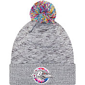 New Era Men's Baltimore Ravens Sideline Crucial Catch Knit