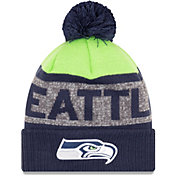 New Era Men's Seattle Seahawks 2-Year Custom Knit Hat