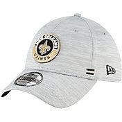 New Era Men's New Orleans Saints Sideline Road 39Thirty Stretch Fit Hat