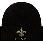 New Era Men's Salute to Service New Orleans Saints Black Knit Hat