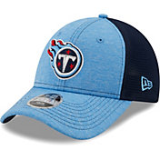 New Era Youth Tennessee Titans Navy 9Forty Neo Adjustable Hat