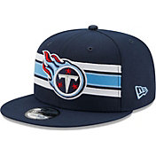 New Era Men's Tennessee Titans Royal 9Fifty Strike Adjustable Hat