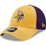 New Era Youth Minnesota Vikings Purple 9Forty Neo Adjustable Hat