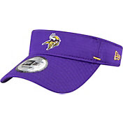 New Era Men's Minnesota Vikings Purple Summer Sideline Visor