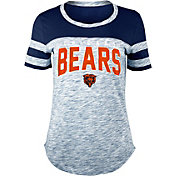 New Era Women's Chicago Bears Varsity Space Dye T-Shirt