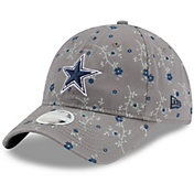 New Era Women's Dallas Cowboys Blossom 9Twenty Adjustable Hat