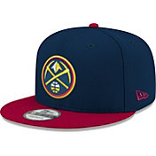 New Era Youth Denver Nuggets 59Fifty Navy Two-Tone Authentic Hat