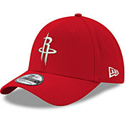 New Era Men's Houston Rockets 39Thirty Adjustable Snapback Hat