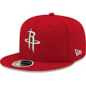 New Era Youth Houston Rockets 59Fifty Adjustable Snapback Hat