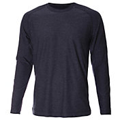 Sofibella Men's Raglan Long Sleeve Shirt