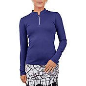 Sofibella Women's Golf Long Sleeve Shirt