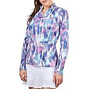 Sofibella Women's UV Feather Jacket