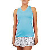 Sofibella Women's UV Colors Racerback Tennis Tank Top
