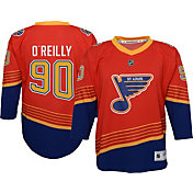 NHL Youth St. Louis Blues Ryan O'Reilly #90 Special Edition Red Jersey