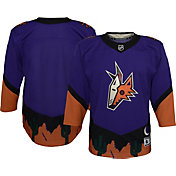 NHL Youth Arizona Coyotes Special Edition Premier Blank Purple Jersey