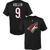 NHL Youth Arizona Coyotes Clayton Keller #9 T-Shirt