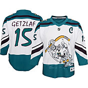 NHL Youth Anaheim Ducks Ryan Getzlaf #15 Special Edition White Jersey