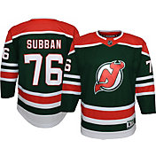 NHL Youth New Jersey Devils P.K. Subban #76 Special Edition Green Jersey