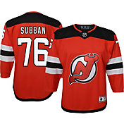 NHL Youth New Jersey Devils P.K. Subban #76 Red Premier Jersey