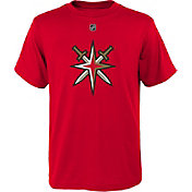 NHL Youth Las Vegas Golden Knights Special Edition Logo Red T-Shirt