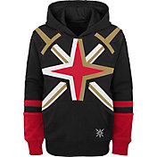 NHL Youth Las Vegas Golden Knights Special Edition Logo Pullover Hoodie