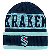 Nike Youth Seattle Kraken Cuff Knit Hat