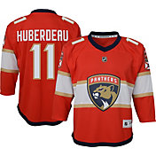 NHL Youth Florida Panthers Jonathan Huberdeau #11 Red Replica Jersey