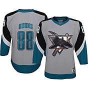 NHL Youth San Jose Sharks Brent Burns #88 Special Edition Grey Jersey