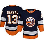 NHL Youth New York Islanders Mathew Barzal #13 Special Edition Blue Jersey