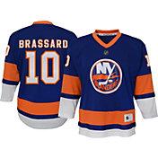 NHL Youth New York Islanders Derick Brassard #10 Blue Replica Jersey