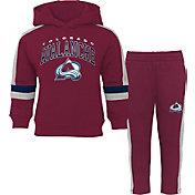 NHL Boys' Colorado Avalanche Breakout Fleece Set