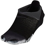 Nike Women's NikeGrip Studio Toeless Footie Socks
