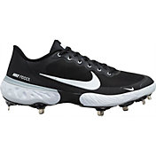 Nike Men's Alpha Huarache Elite 3 Low Metal Baseball Cleats