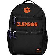 Nike Clemson Tigers Utility Heat Black Backpack