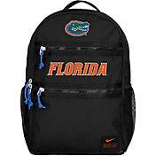 Nike Florida Gators Utility Heat Black Backpack