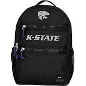 Nike Kansas State Wildcats Utility Heat Black Backpack