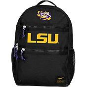 Nike LSU Tigers Utility Heat Black Backpack